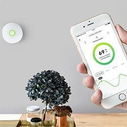 Airthings Wave radon-alarm
